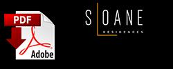 Floorplan eBrochure Download for Sloane Residences